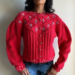 Scottish Vintage Knit